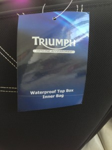 Top Box Inner Bag. Really?
